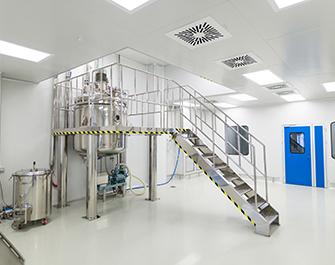 laboratory pharmaceutical flooring