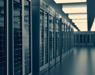 sever computer mainframe data center flooring
