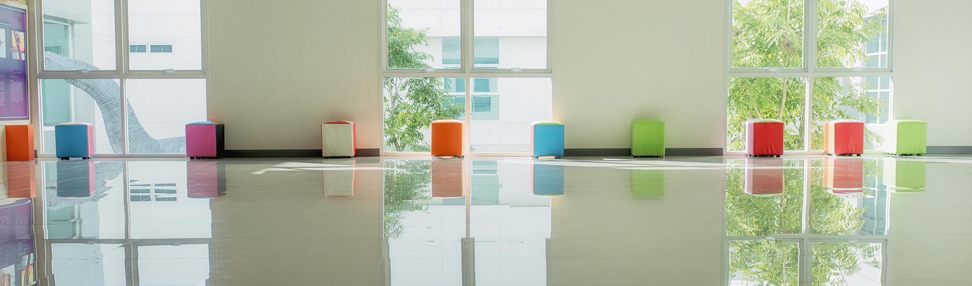 epoxy coating flooring